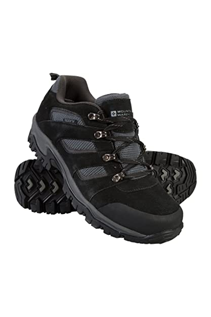 Voyage Mens Waterproof Shoes - Light Hiking Boots