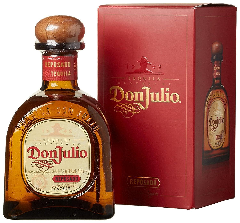 Don Julio Reposado Tequila 700 Ml Amazon Es Alimentacion Y Bebidas