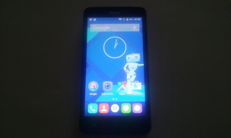Haier - I50 - Smartphone Android - sim Doble: Amazon.es: Electrónica