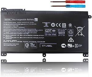 844203-850 BI03XL ON03XL Battery for HP Pavilion X360 M3-U 13-U M3-U001DX M3-U103DX 13-U003lA 3-U118TU 13-U100TU Stream 14-AX 14-ax010wm 14-ax020wm 14-ax030wm 14-ax040wm 915230-541 844203-855