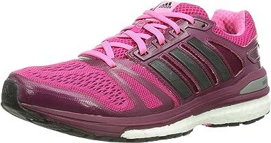 charla Hermanos violación  adidas Supernova Sequence Boost 7, Zapatillas de Running para Mujer, Pink  (Buzz Pink/Core Black/Neon Pink), 36 2/3 EU: Amazon.es: Zapatos y  complementos