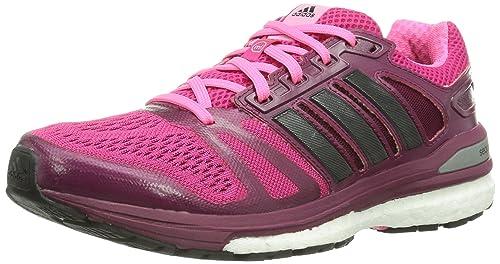 reputable site ed7f3 f1a41 Adidas Supernova Sequence 7, Zapatillas de Running para Mujer  adidas   Amazon.es  Zapatos y complementos