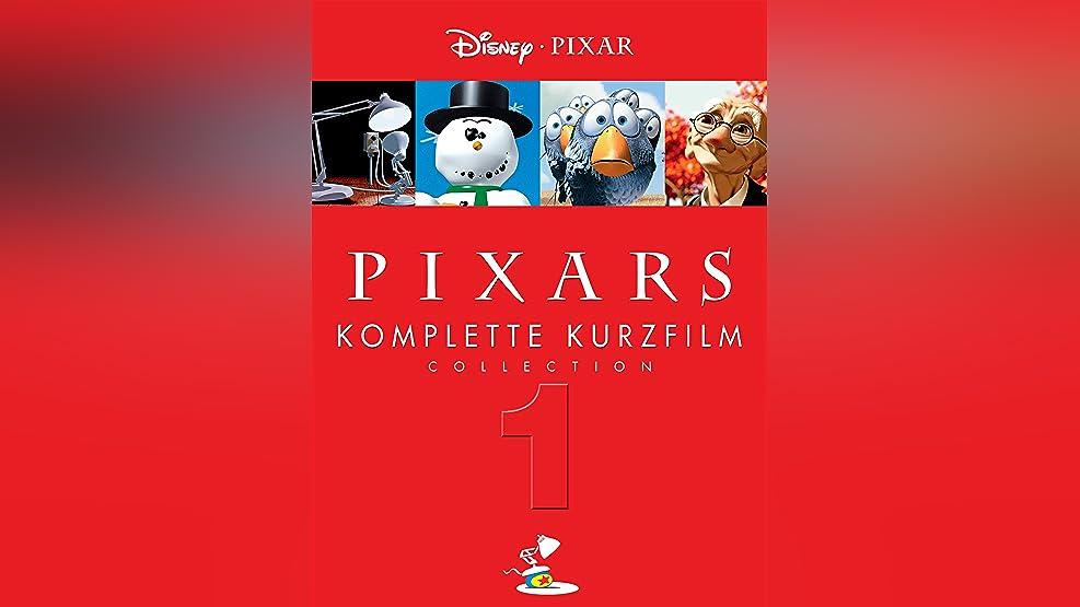 Pixars komplette Kurzfilm Collection 1