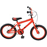 Townsend Boy's Wrecker BMX Bike - Bright Red, 16-Inch