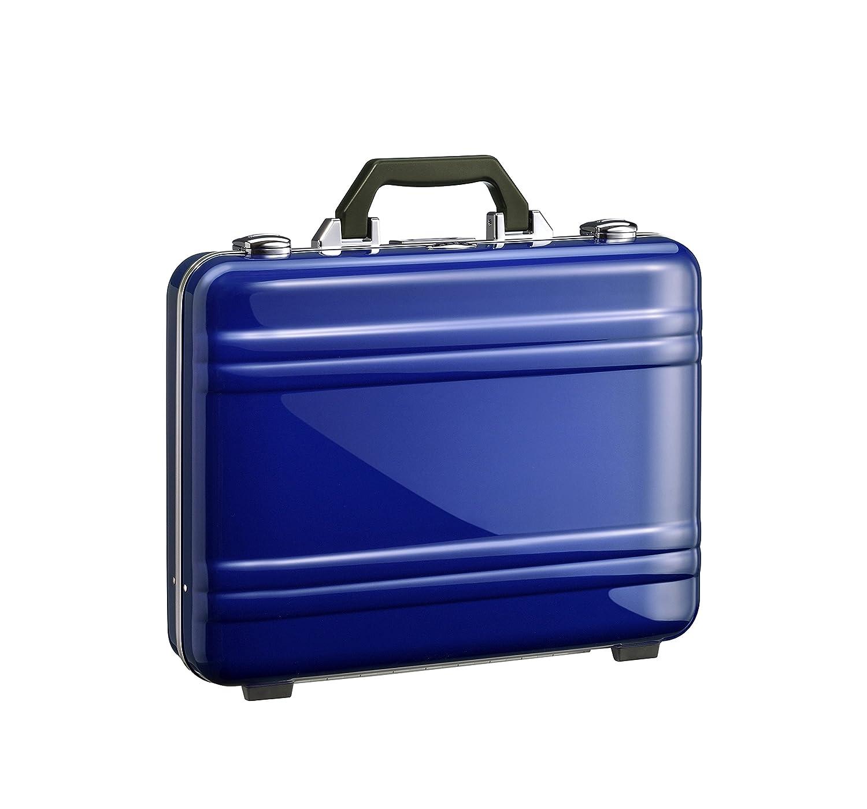 [ゼロハリバートン] ZEROHALLIBURTON アタッシュケース スモールサイズ[並行輸入品]ビジネスバッグ/Large Classic Framed Polycarbonate Attache  ブルー B07FX976CJ
