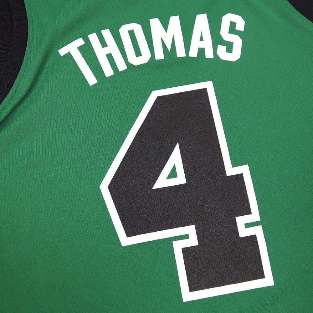 Adidas Isaías Thomas NBA Boston Celtics Réplica de la Camiseta Verde de la Mujer, L, Verde: Amazon.es: Deportes y aire libre