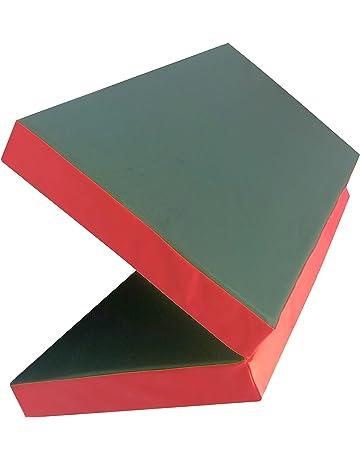 Niro Matelas de sport Pliable 100 x 100 x 8 cm Turn Tapis de gymnastique  Tapis 890bdfb2ec3