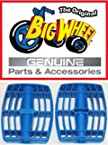 "The Original ""Classic"" Big Wheel, Replacement Parts, Pedals, Blue, 1 pair"