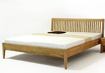 Stilbetten Bett Holzbetten Sarah Eiche Schoko Gebeizt