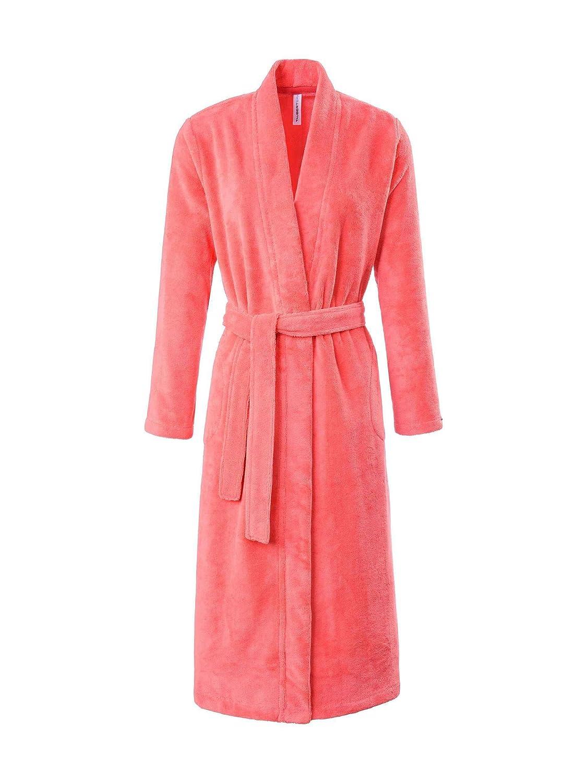 Taubert Bamboo Damens Bademantel Kimono Länge 120 cm Damen