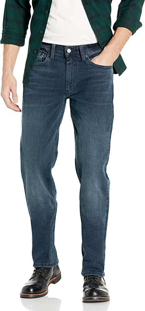 Levi's Men's 514 Straight Fit Stretch Jean at Amazon Men's