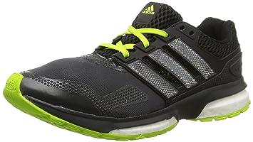 Adidas Response Boost Techfit Laufschuhe Turnschuhe Sportschuhe blau M29769 WOW