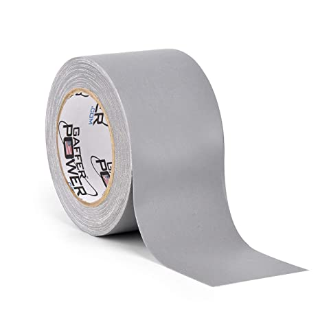 ff53569ccb Real Professional Premium Grade Gaffer Tape by Gaffer Power - Made in The  USA - Grey 3 Inch X 30 Yards - Heavy Duty Gaffers Tape - Non-Reflective ...