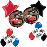 Disney Pixar Cars Birthday Party Balloon Decoration Kit
