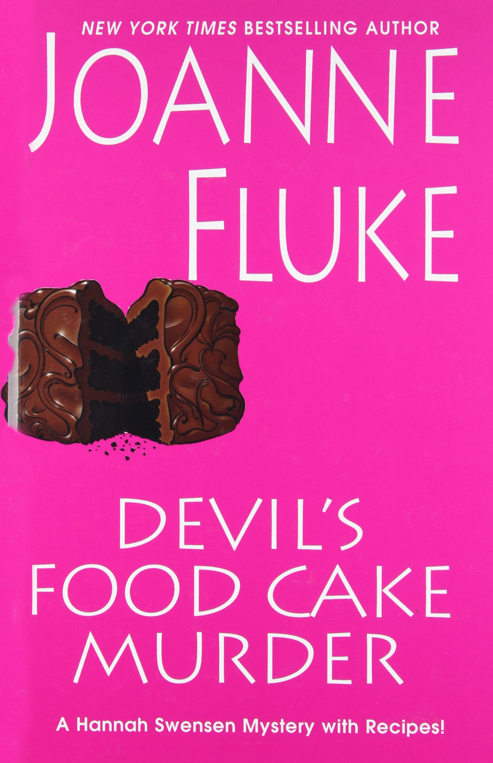 Read Online Devil's Food Cake Murder (A Hannah Swensen Mystery with Recipes: Thorndike Press Large Print Mystery) PDF