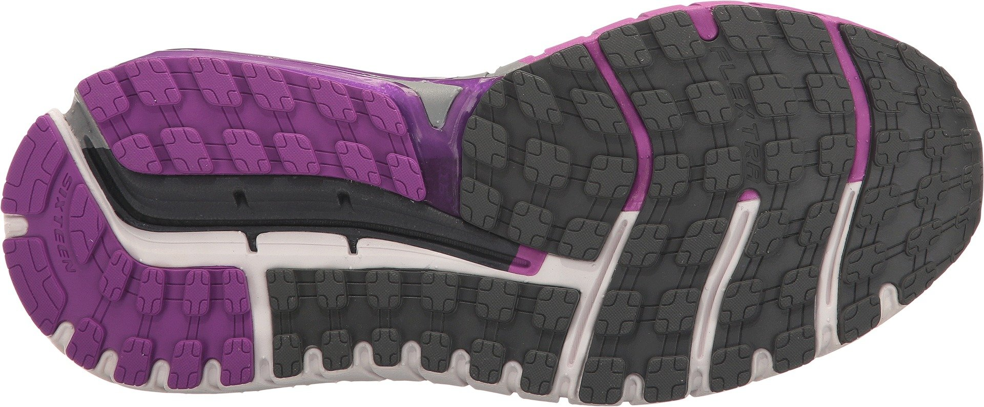Brooks Women's Ariel '16 Anthracite/Purple Cactus Flower/Primer Grey 7 B US by Brooks (Image #3)