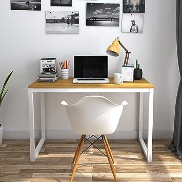 Lifewit Table Informatique Bureau De Travail Taille Grande Pour