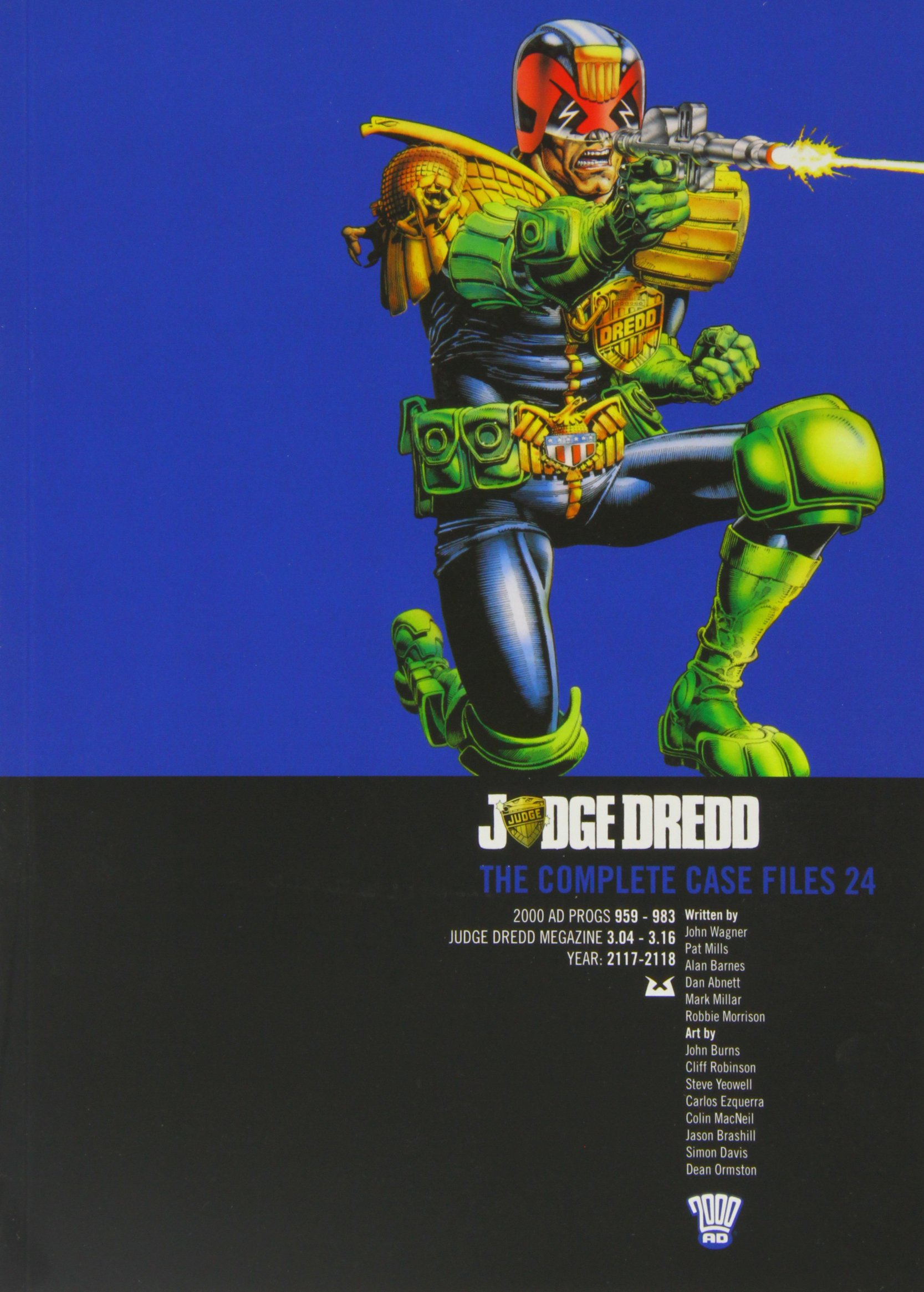 Judge Dredd: Casefiles 24 PDF