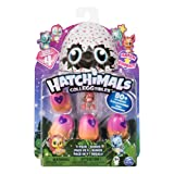 Hatchimals à Collectionner - 6043960 - Pack de 5 Figurines Saison 4 - Modèles Aléatoires