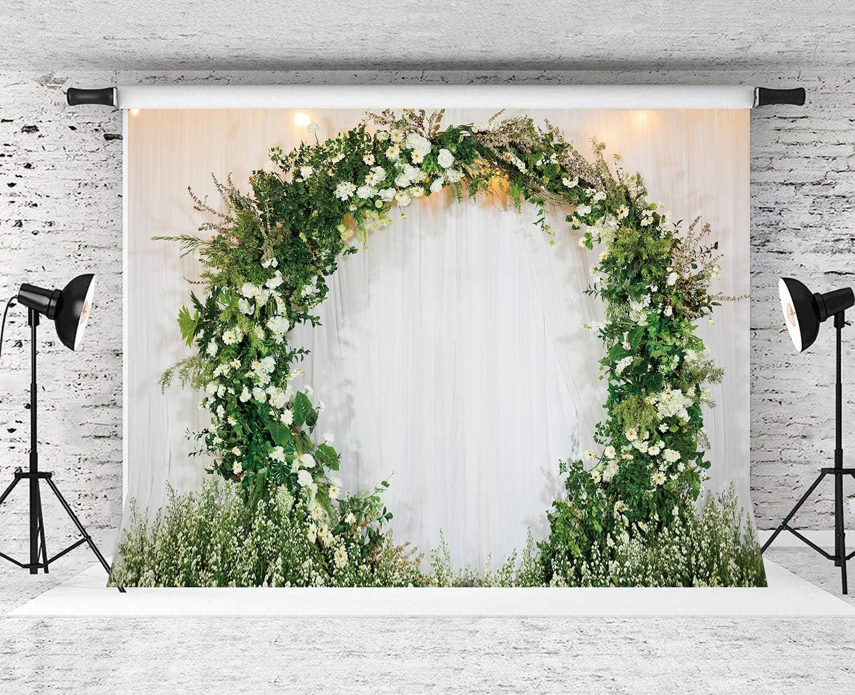 Daniu Hochzeit Hintergrund Im Freien Blume Hochzeit Kamera