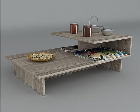 Jardin tavolino basso da salotto materiale in legno tavolino