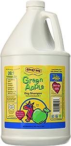 Crazy Dog Shampoo, Green Apple, 1-Gallon