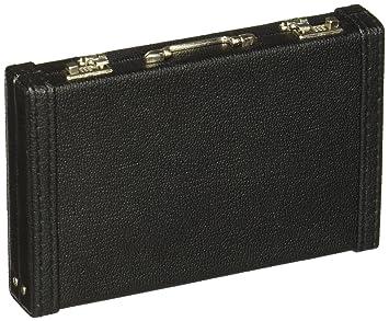 Amazon kikkerland mini leather briefcase or18 bk business kikkerland mini leather briefcase or18 bk colourmoves