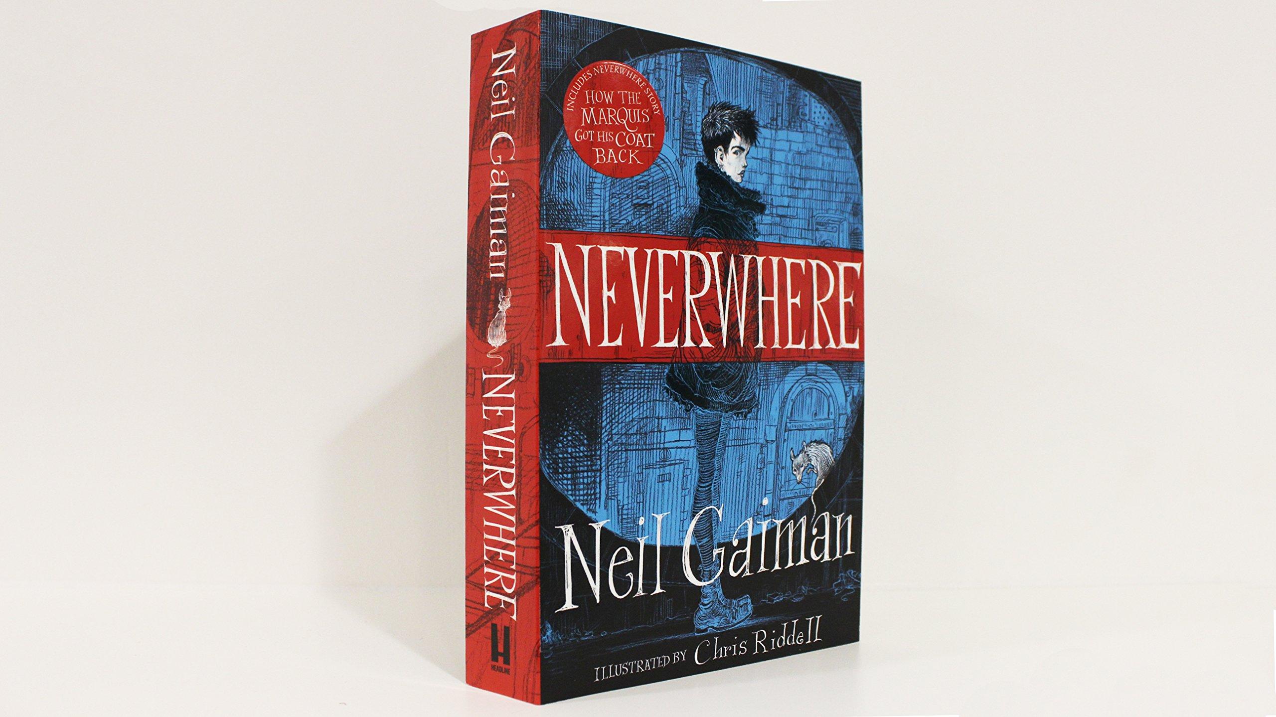 Gaiman pdf neil neverwhere