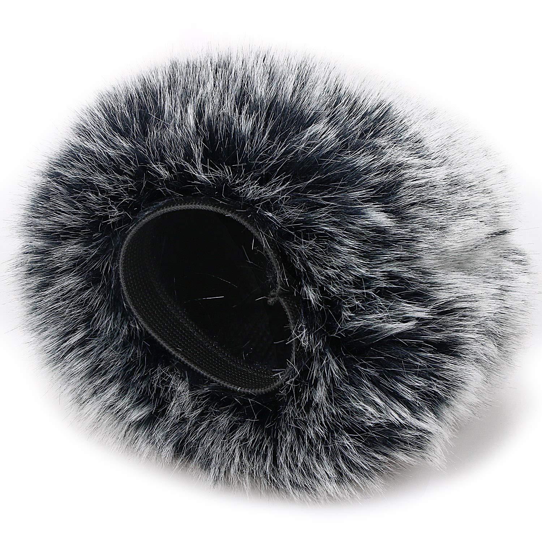 H6 Registratore Portatile Filtro Pop//Scudo Coperchio Vento per Zoom H5 YOUSHARES Peloso Parabrezza Outdoor