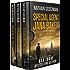 The Special Agent Jana Baker Spy-Thriller Series (Books 2-4): The Fourteenth Protocol, Protocol 15, Breach of Protocol