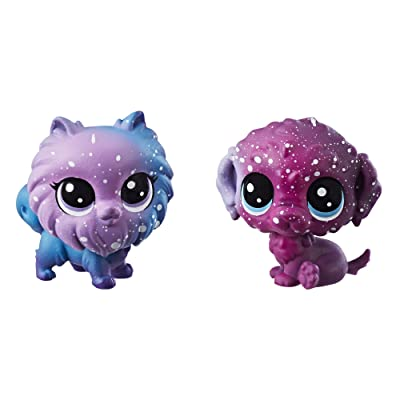 Littlest Pet Shop Cosmic Pounce BFFs: Toys & Games