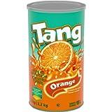 Tang Orange Drink Mix, 2.2kg