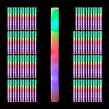 Leuchtstab Blinkstab mit rot/blauem Blinklicht 18cm inkl Batterie Sonstige