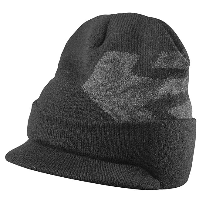 etnies Corp Box Cuff Visor Beanie Black One Size: Amazon.es ...