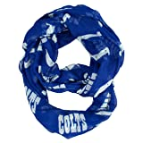 NFL Indianapolis Colts  Sheer Infinity Scarf