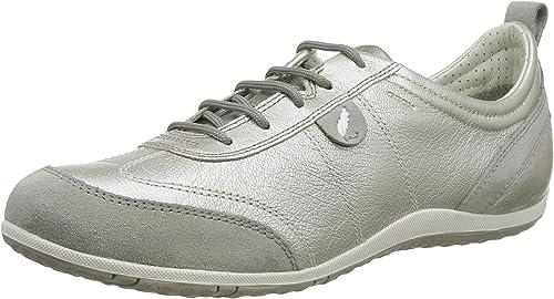 Geox Damen D Vega A Sneaker