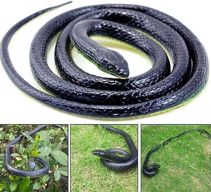 Top 10 Fake Garden Snake