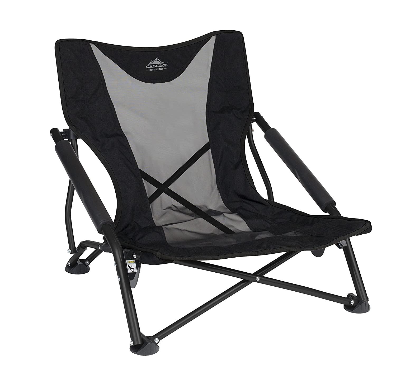 Amazon Outdoor Chair Cascade Mountain Tech Lightweight
