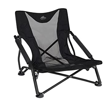 Exceptional Outdoor Chair   Cascade Mountain Tech Lightweight, Compact And Durable Low  Profile Chair U2026