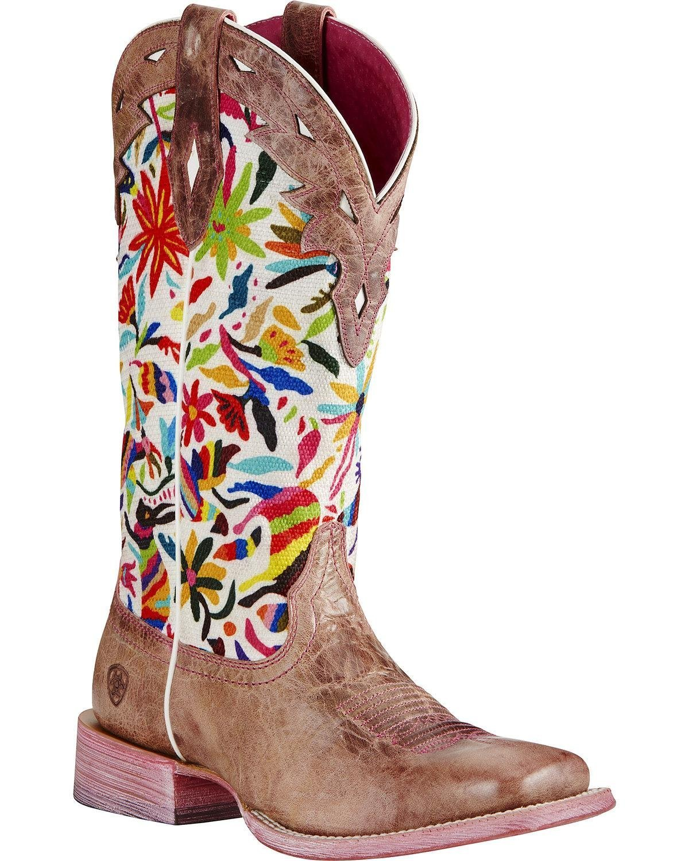 Ariat Women's Circuit Champion Western B(M) Cowboy Boot B01LYH4L12 6.5 B(M) Western US|Dusty Pink d6b8c4