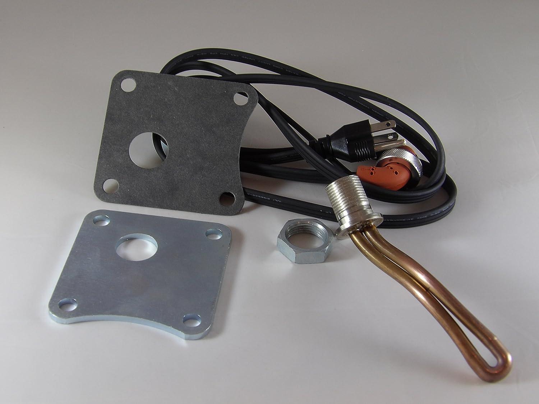 Engine Heater Kit fits DETROIT DIESEL Engines 12V-71 Series