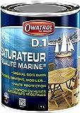 Owatrol 831 - Decapador / disolvente color Transparente