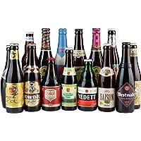 Beer Hawk Belgian Ale & Beer Selection – 15 Beer Mixed Case Gift Set