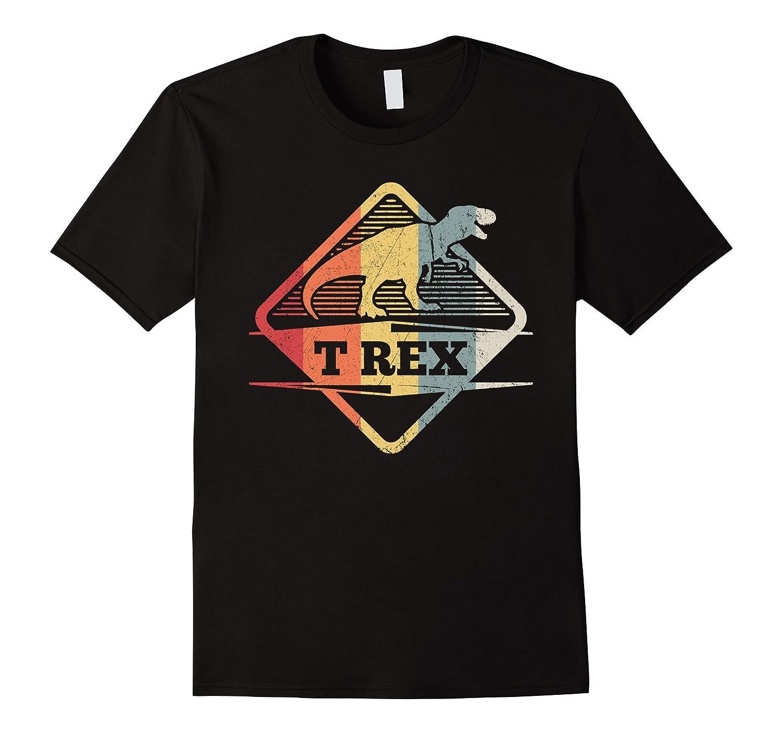 Vintage Dinosaur T-rex T-shirt-RT