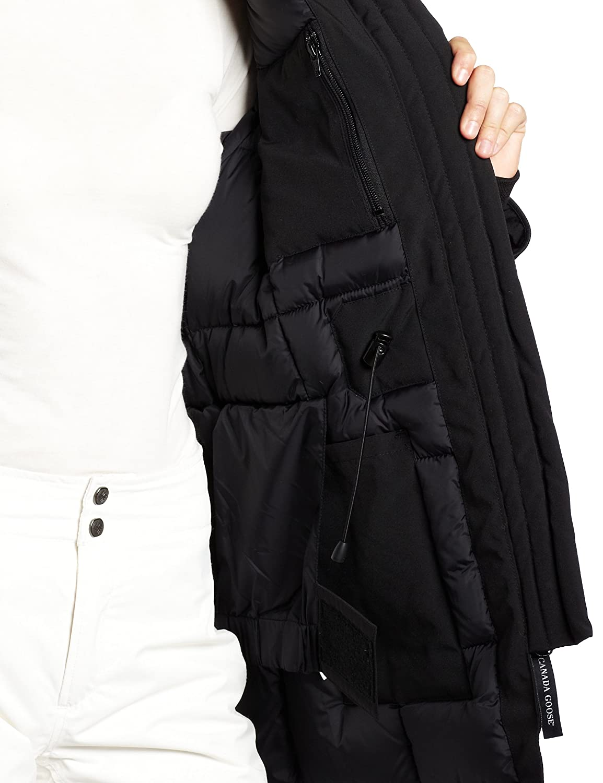 canada goose zipper issues