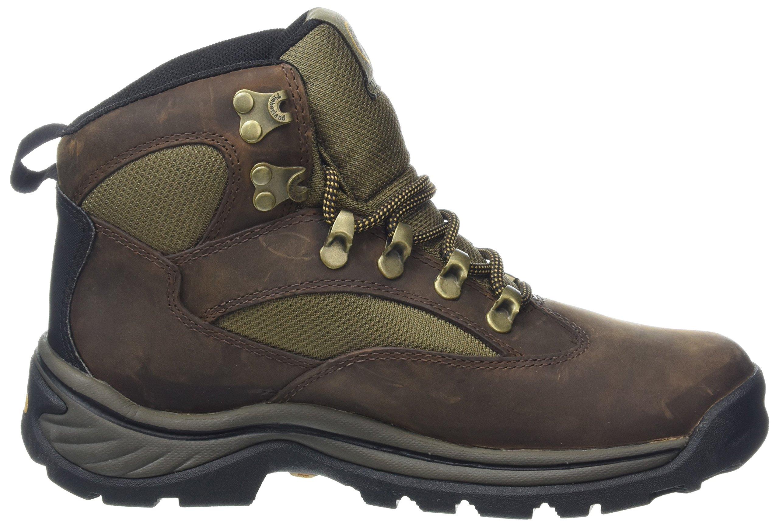 Timberland Women's Chocorua Trail Boot,Brown,8 M by Timberland (Image #6)