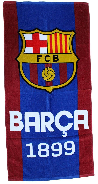 GSP PSG toalla de baño toalla de playa algodón, FC Barcelona FC Barcelona Messi Suarez: Amazon.es: Hogar