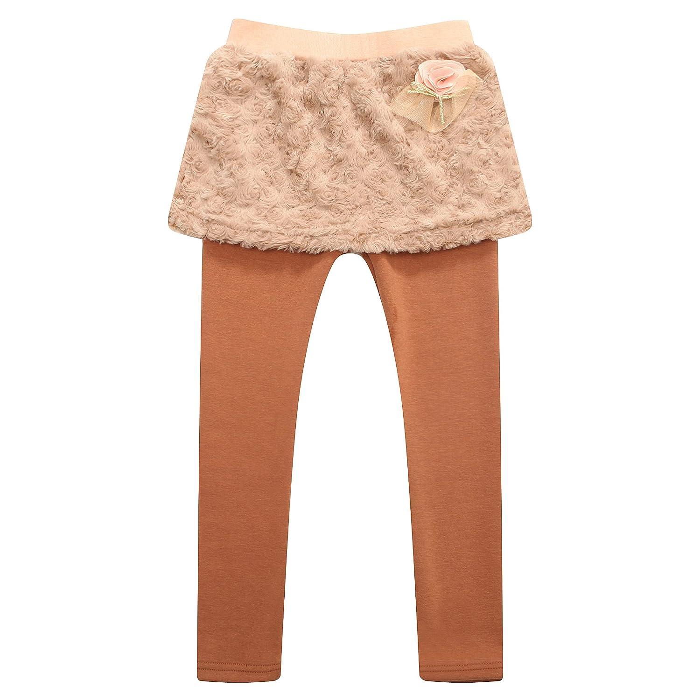 Richie House Little Big Girls Leggings with Matching Skirt Rh1418
