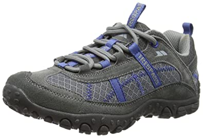 Womens Trespass Fell Lightweight Hiking Walking Trekking Trainers Boots Shoes