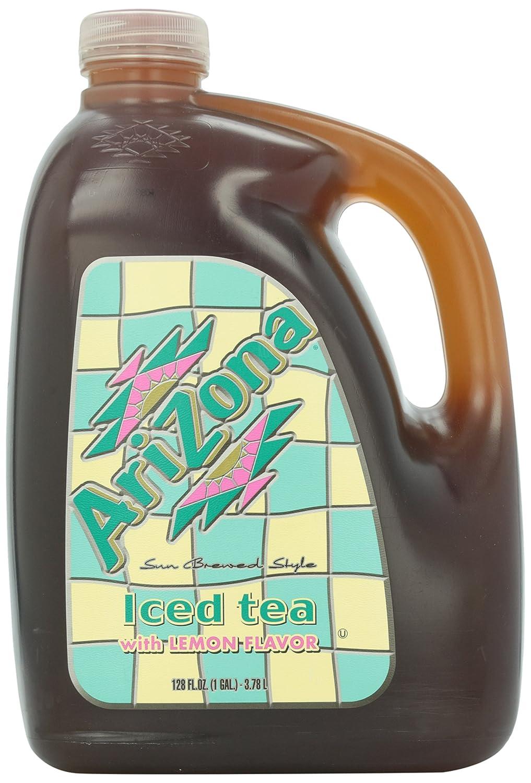 Arizona Iced Tea with Lemon, 128 oz